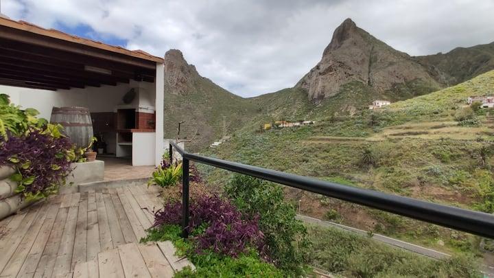 Casa La Poyata- Taganana