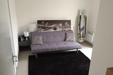 Chambre équipée dans appartement T3 - Niort - Wohnung