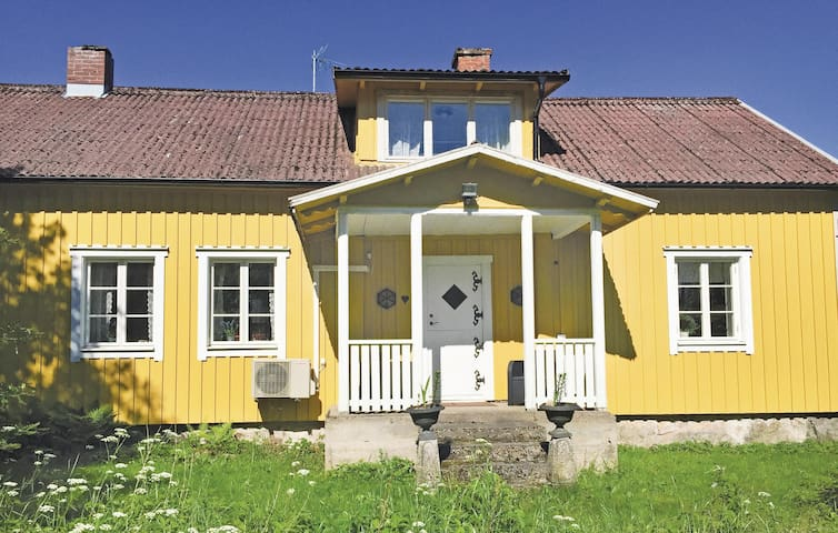 Holiday cottage with 4 bedrooms on 200m² in Markaryd