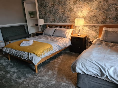 NC500 Cottage à Thurso! 2 chambres! Excellent emplacement