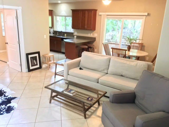 Lovely 1 BR Apartment on Peaceful Acre in Pupukea - Haleiwa - Apartmen
