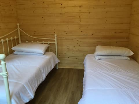 Angels Rise Glamping in the Isle of Man