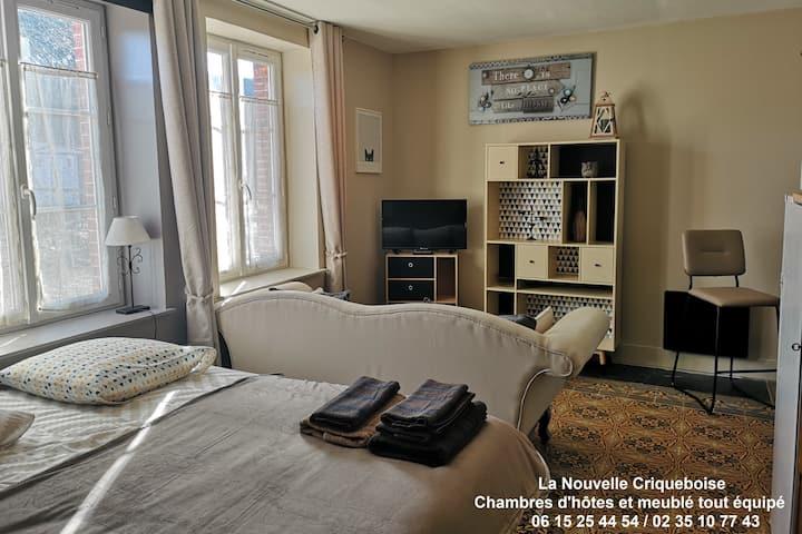"""Studio """"Le Haut des Falaises"""""""