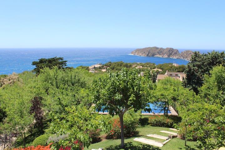 Espectacular villa con vistas impresionantes. - Santa Ponsa - Villa