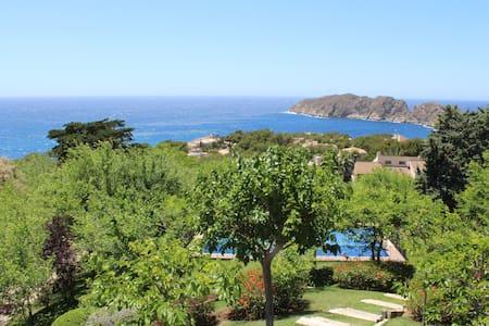 Espectacular villa con vistas impresionantes. - Santa Ponsa - วิลล่า