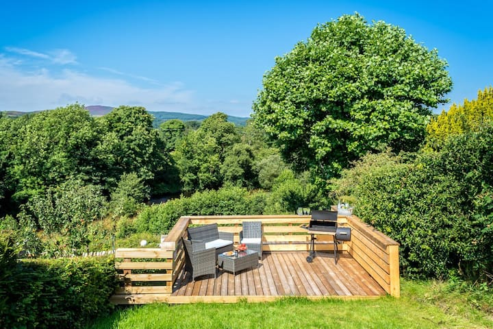 *NEW* Cosy Retreat with Exceptional Views - Gatehouse of Fleet - Casa