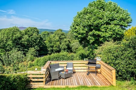 *NEW* Cosy Retreat with Exceptional Views - Gatehouse of Fleet