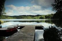 C'est le moment de profiter de la quiétude du Lac