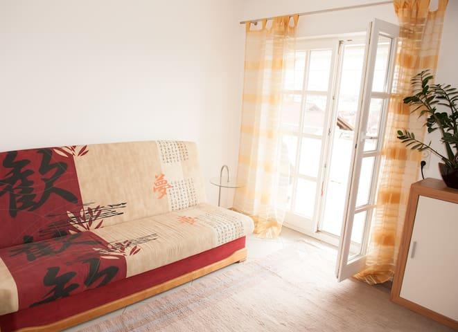 Wohnzimmer, 40 qm