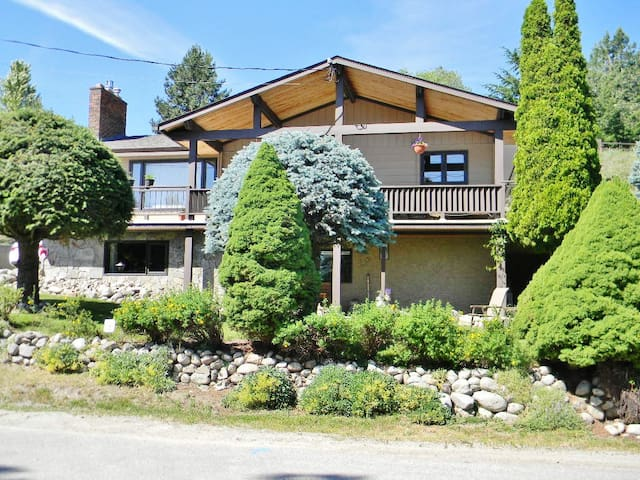 The Lakeview Get-Away - Peachland - House