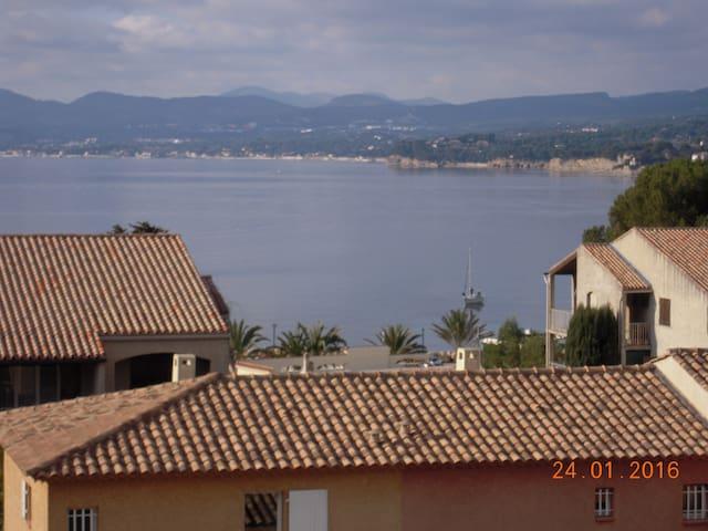 STUDIO VUE MER - Saint-Cyr-sur-Mer