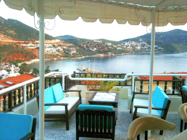 A wonderfully located  surrounded by olive trees - Kaş