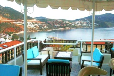 A wonderfully located  surrounded by olive trees - Kaş - ที่พักพร้อมอาหารเช้า