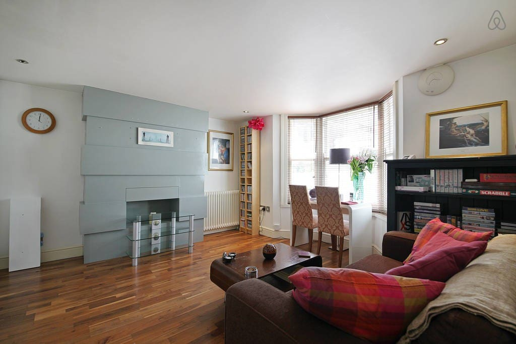 City centre flat near beach rail apartamentos en - Apartamentos baratos en brighton ...