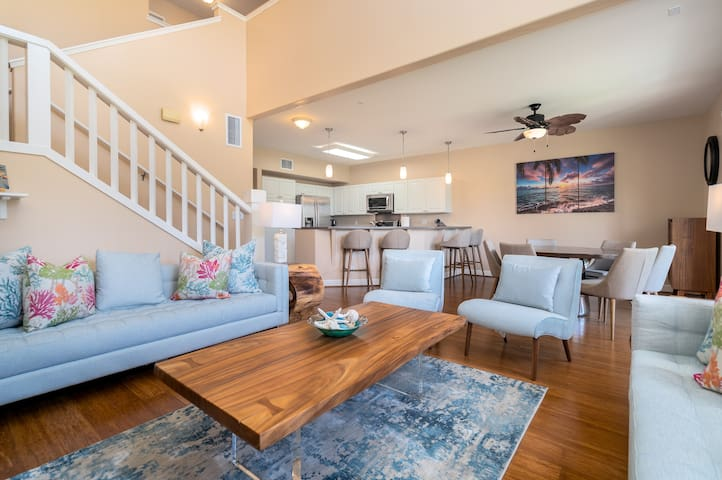 Gorgeously decorated Ko Olina Kai Townhouse