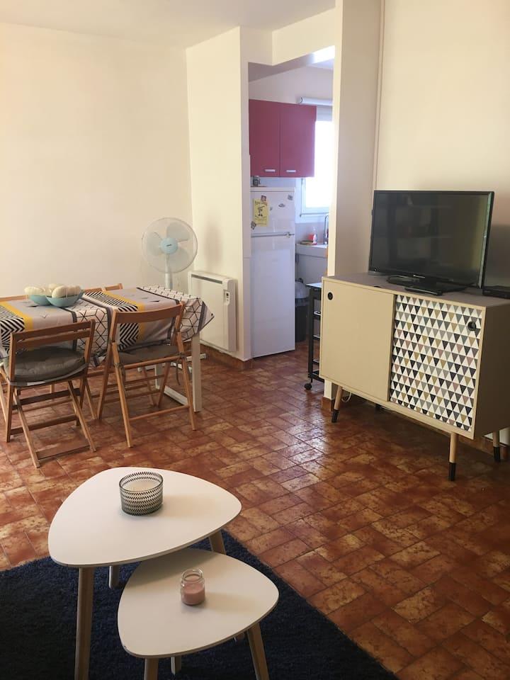 Bel Appartement pour cures ou vacances