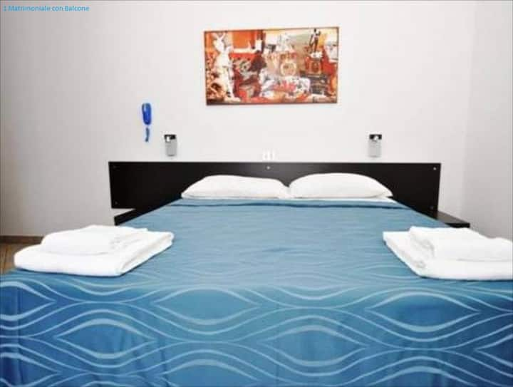 Hotel Burlamacco Room 18 singola con finestra