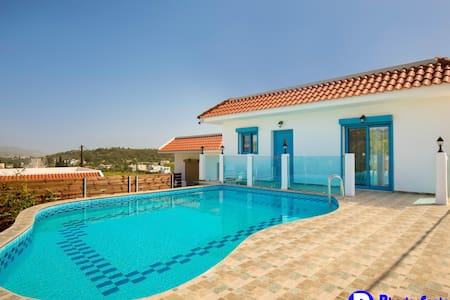 Kolymbia Dreams luxury apartment 208 Private Pool