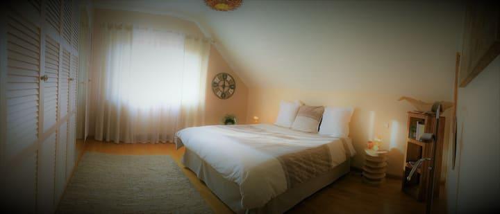 Logement 120 m² tout confort 2 à 4 personnes