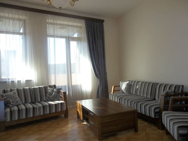 Leningradyan New building apartment - Erivan - Daire