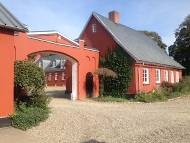 GaiaHuset, herregårdsstemning - Spøttrup - Casa