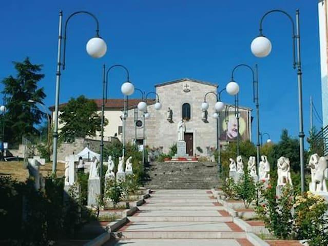 Casa Sant'elia a Pianisi - Sant'Elia a Pianisi - Townhouse