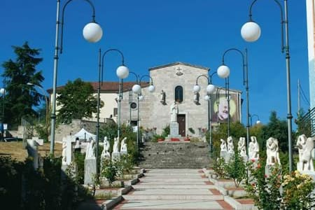 Casa Sant'elia a Pianisi - Sant'Elia a Pianisi - Stadswoning