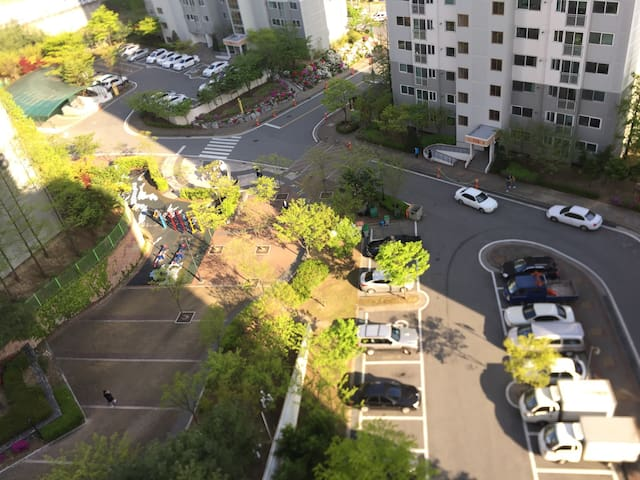 Sweet home with a family - Daejeon - Apartment