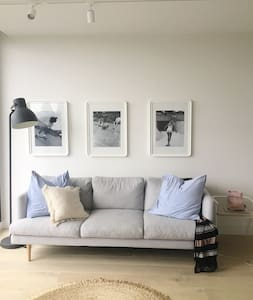 Spacious warehouse converted 1 bed in Richmond - Richmond - Apartment