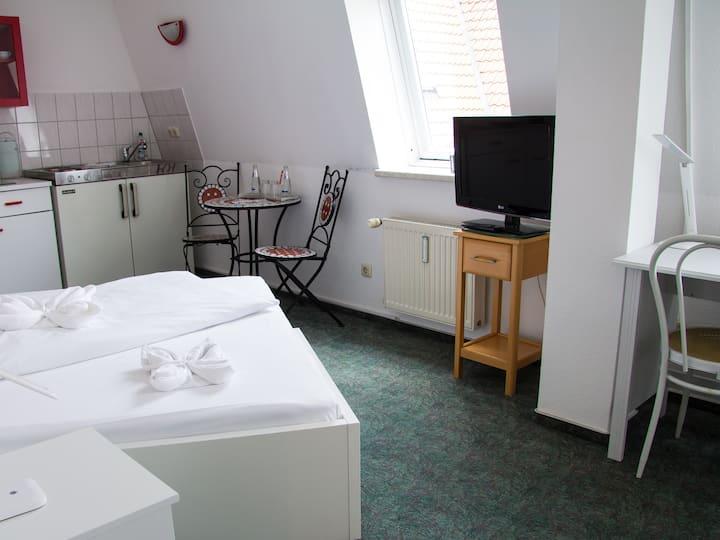 Flexibilität & Service - Apartment mit WLan