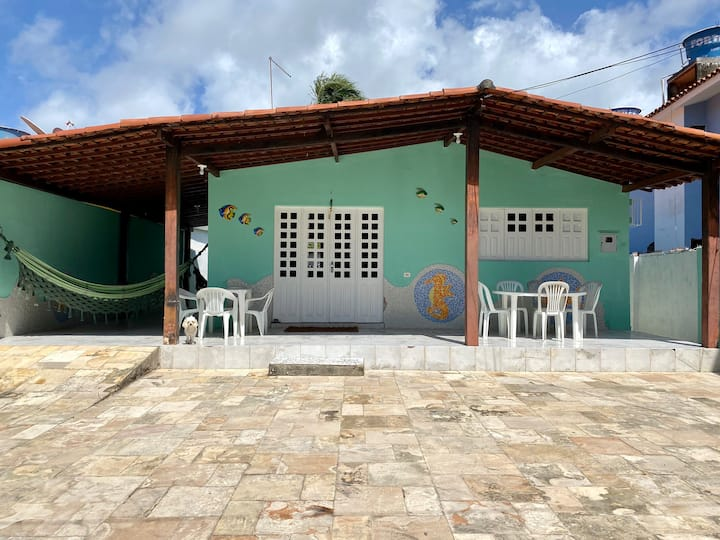 Alugo Linda Casa em Maracaípe