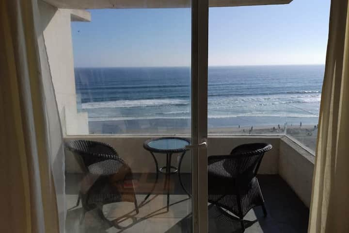 Departamento con vista al mar, La Serena