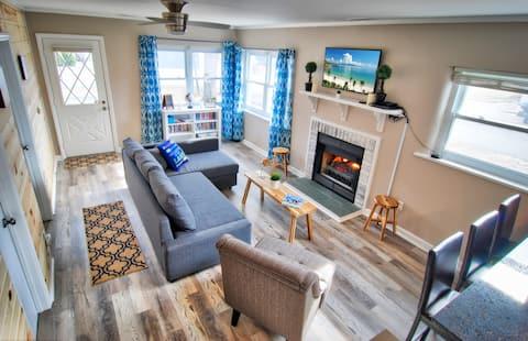 ❤️ Waddle Inn ❤️ Luxury Cottage on Tecumseh Island