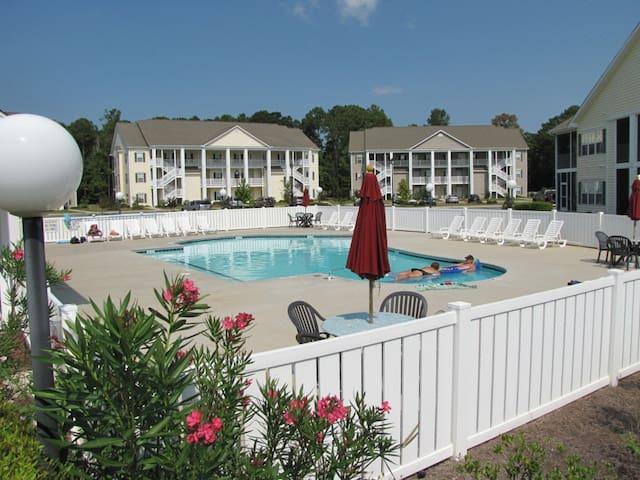 3-BR Golf and Beach Condo - Murrells Inlet - Condominium