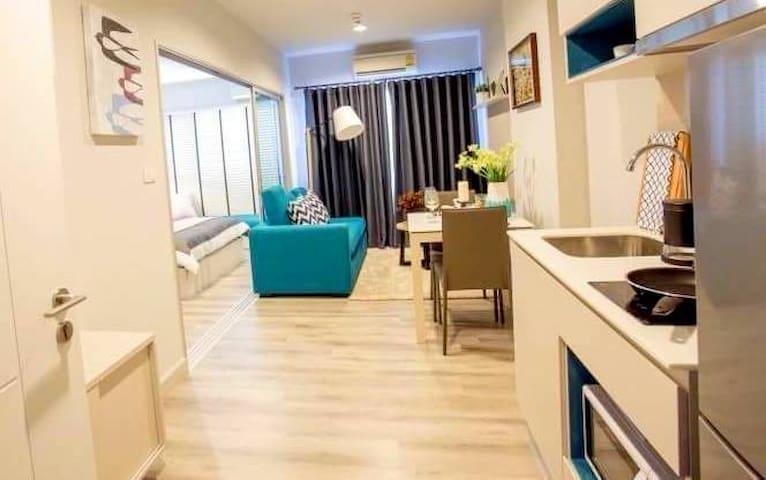 Centric Sea Condominium 센트릭 씨 콘도미니엄 - 파타야 럭셔리 아파트