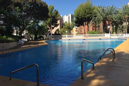 Benidorm Playmon Park - Benidorm - Wohnung