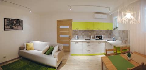 Modern Apartment-studio Silena