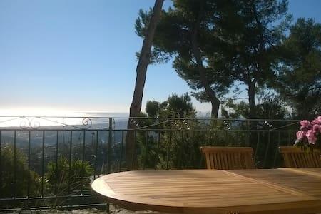 3p neuf, hauteur de Nice vue sur la Baie des Anges - NICE - Apartment