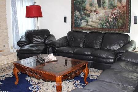 Cozy private room close to Zilker park(#1) 2 rooms - Austin - Casa