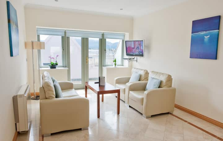 Luxury self-catering Park Place Apartments