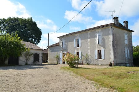 Beautiful Country House with private pool - Bors