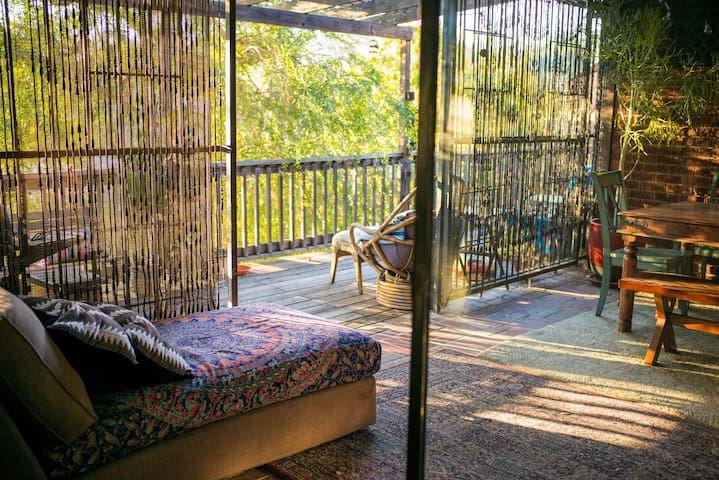NEW!Private Room, Mid-Century Hillhouse Silverlake