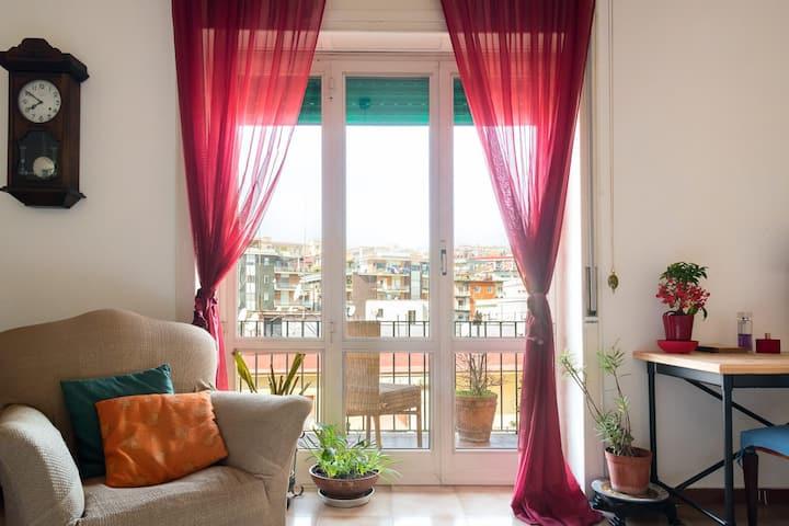 """Very big&cosy rooms """"La casa della nonna"""""""