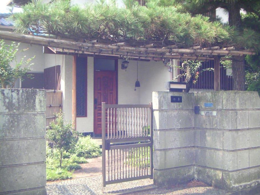 Gate & Enterance