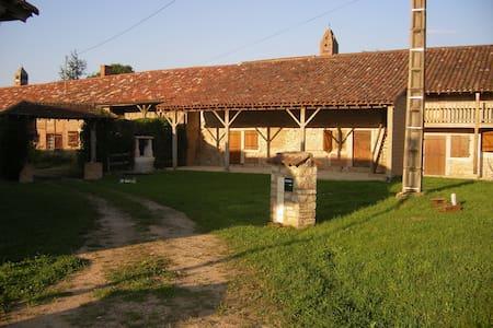 Grande ferme Bressane - Romenay - Casa