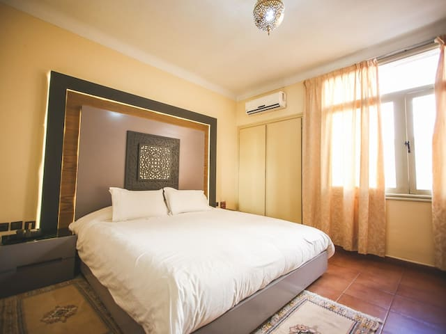 Double Room at Hotel Bab Mansour