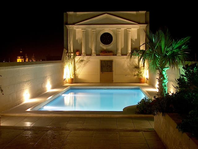 Villa Palma with private pool - Sannat - Casa