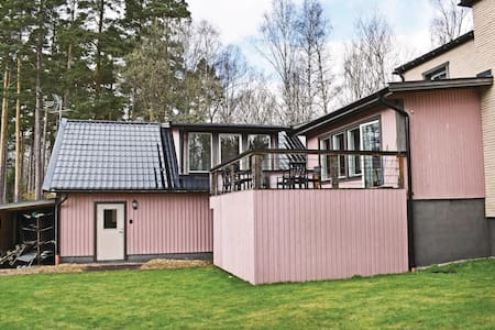 Holiday apartment with 2 bedrooms on 68m² in Orrefors