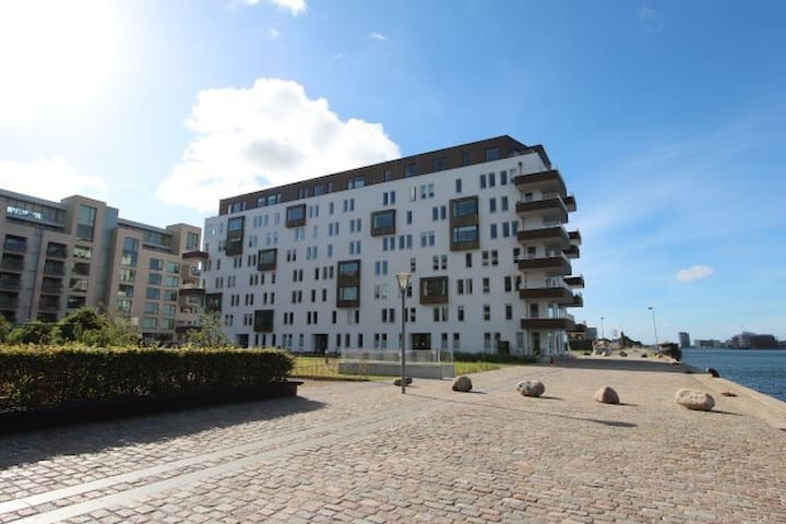 Lovely bright apartment at Islands Brygge. - København - Leilighet