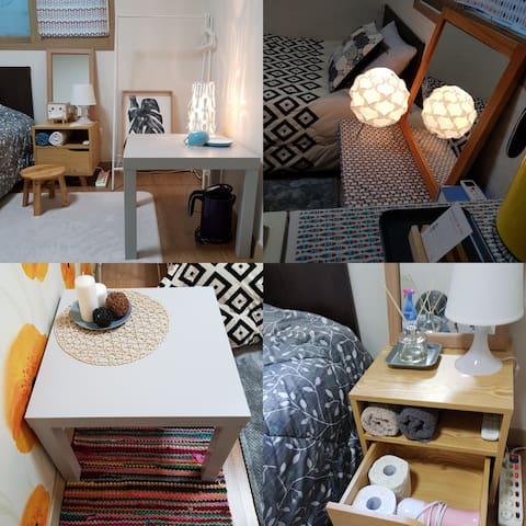 Enjoyable Stay in Chon An 하우스미미